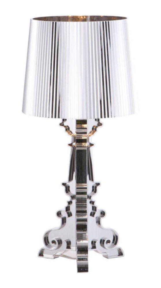 Lampe de Table Salon S Chrome
