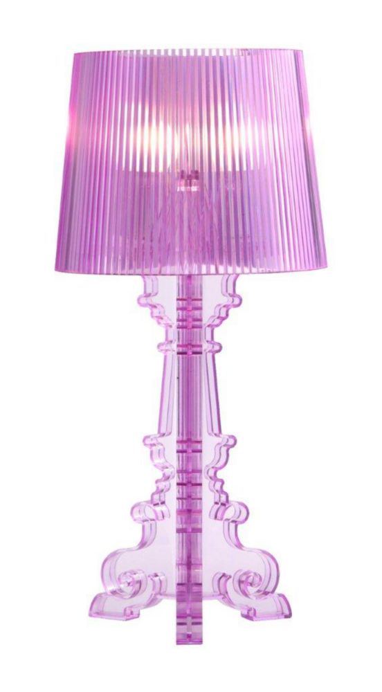 Lampe de Table Salon S Violet