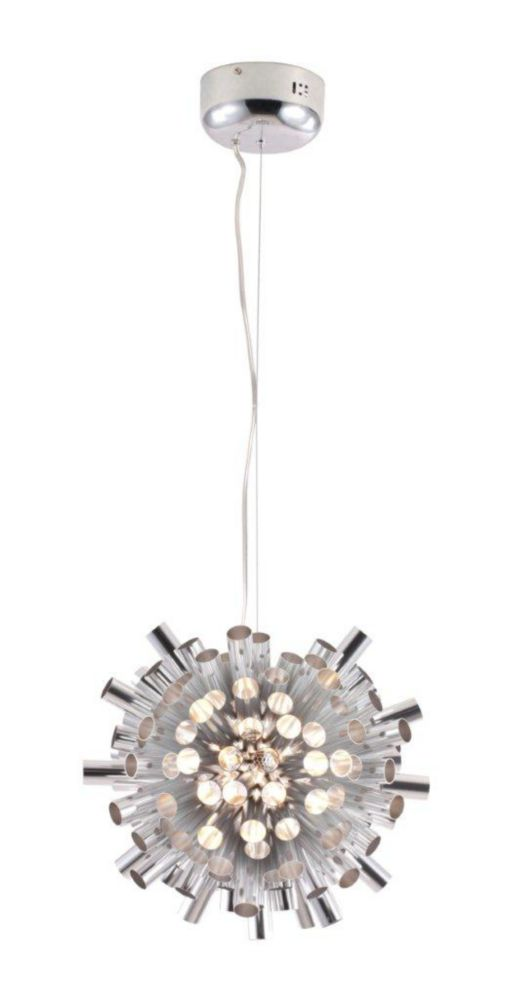 Extravagance Pendant, Aluminum