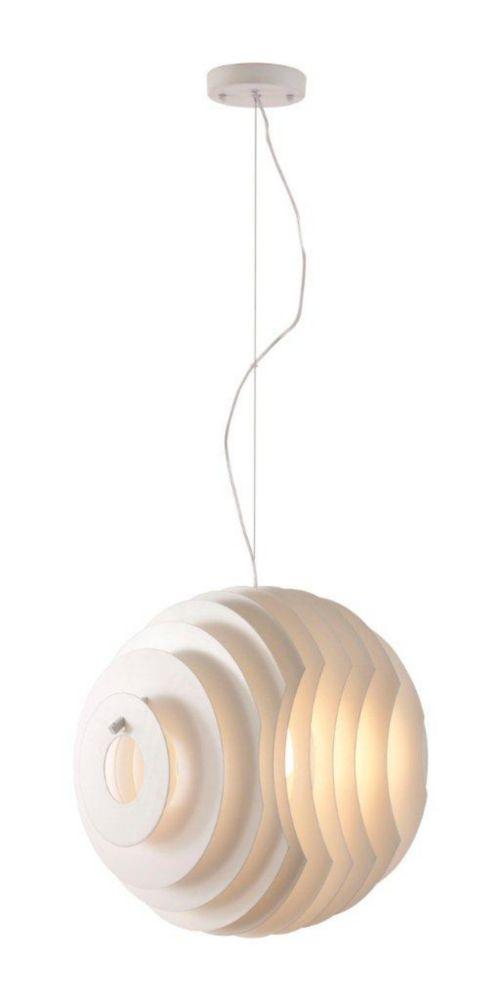 Lampe Suspendue Intergalactic  Blanc