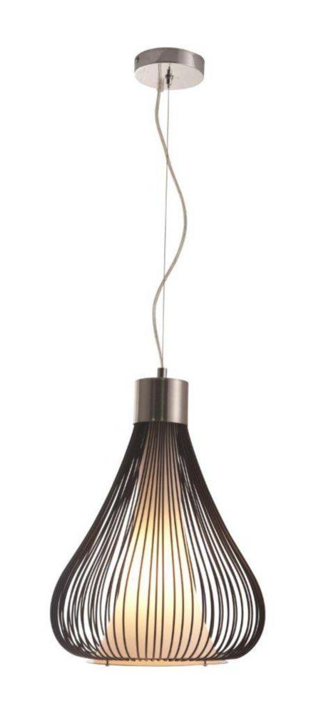 Lampe Suspendue Interstellar Noir