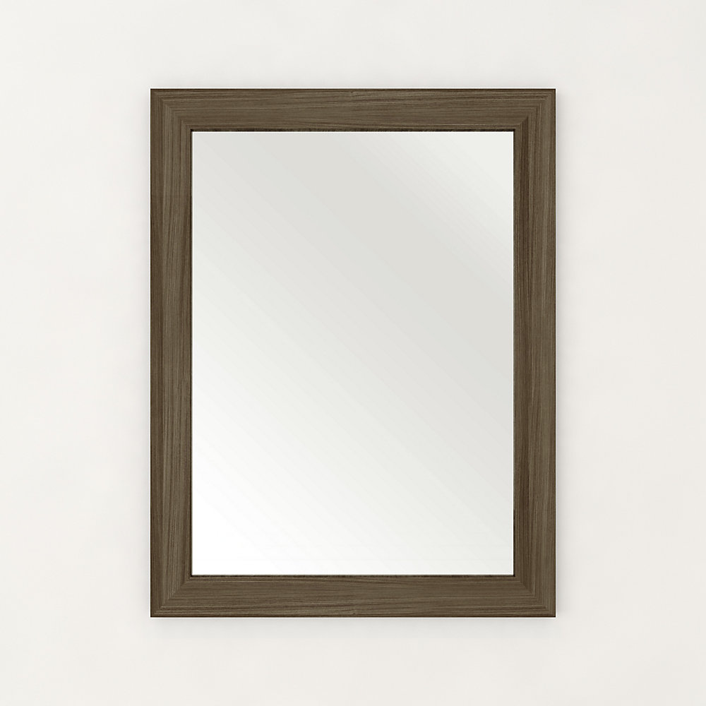 Textures Collection Driftwood Mirror
