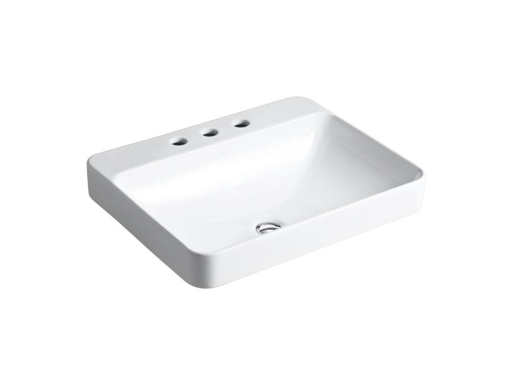 Kohler Vox R Rectangle Vessel Bathroom