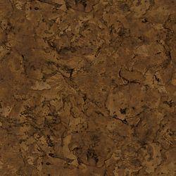 Allure Sample - Lisbon Cork Dark Luxury Vinyl Flooring, 4-inch x 4-inch