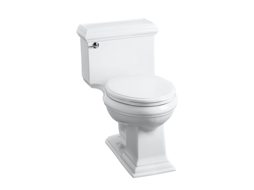 Cosette Elongated Dual Flush One Piece 90 1 28 Gal