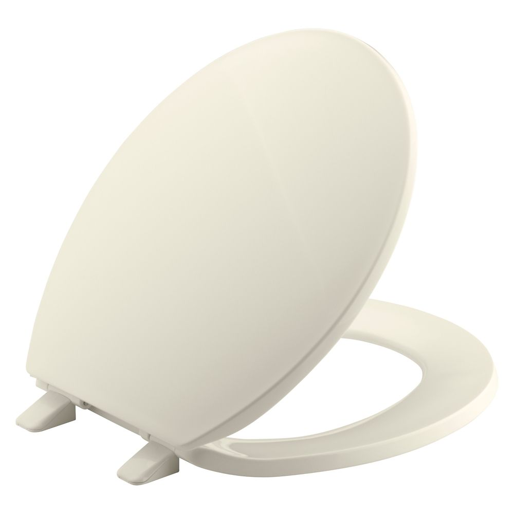 Brevia Round Toilet Seat with Q2 Advantage