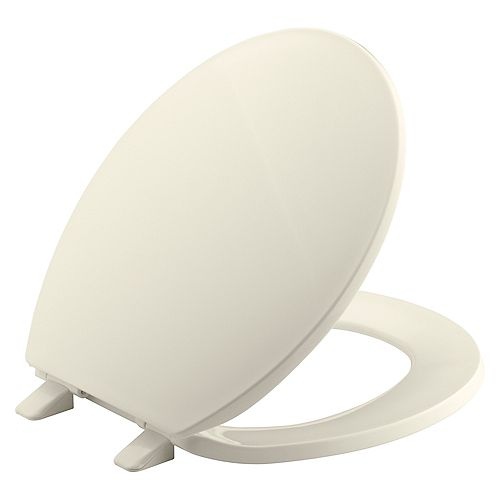 KOHLER Brevia Round Toilet Seat with Q2 Advantage