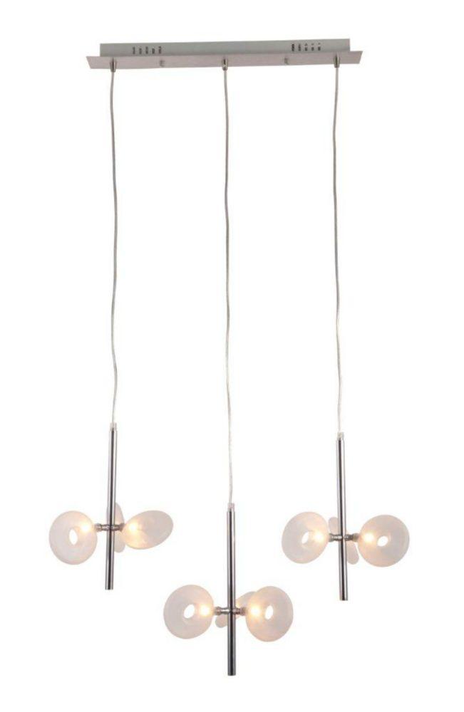 Lampe Suspendue Twinkler Chrome