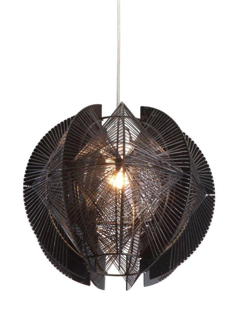Lampe Suspendue Centari Noir