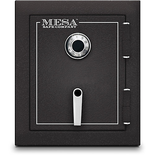 All Steel MBF1512C 1.7 cu. ft. Capacity Burglary & Fire Safe
