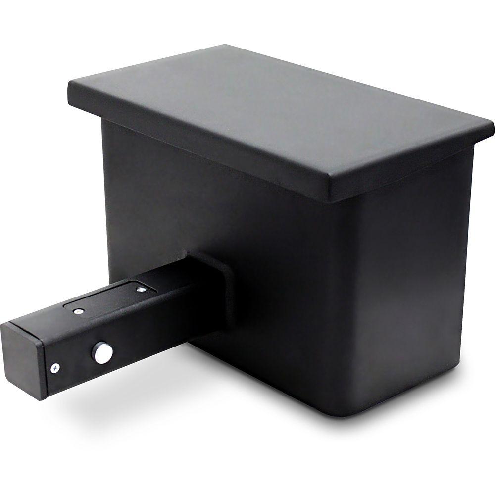 All Steel MHK1 0.2 cu. ft. Capacity Hitch-Vault Safe