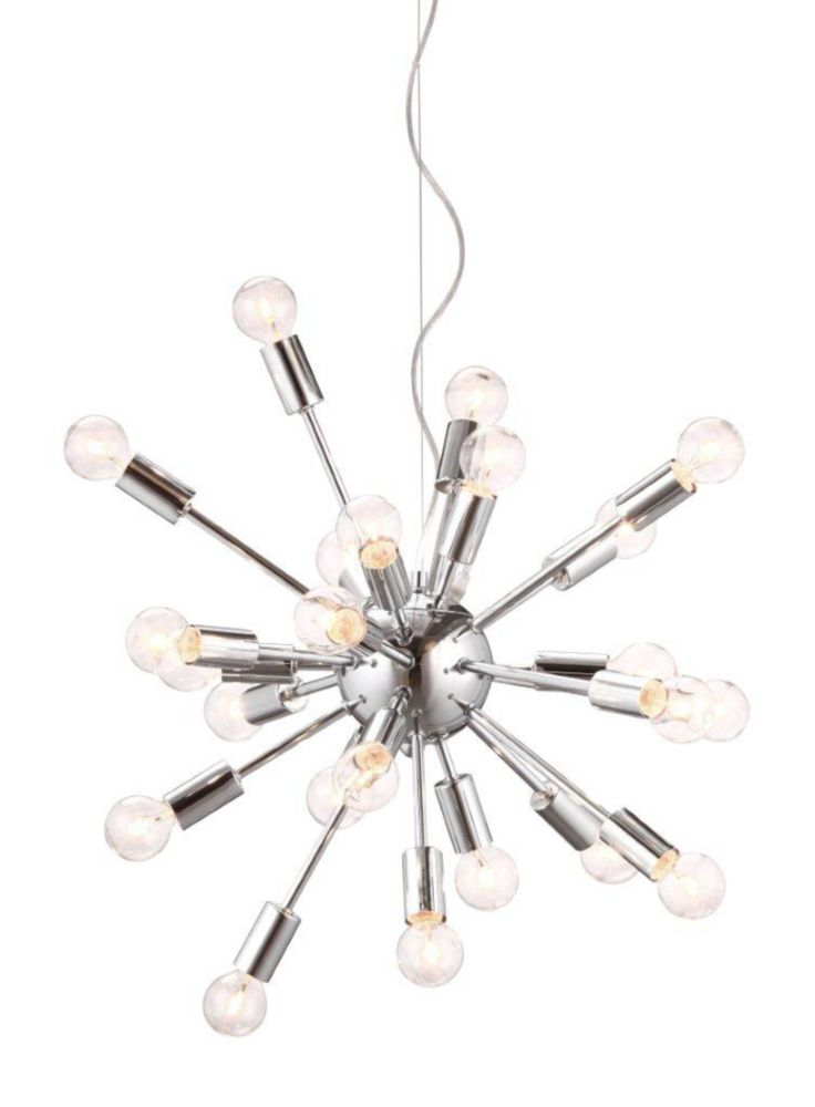 Lampe Suspendue Pulsar Chrome