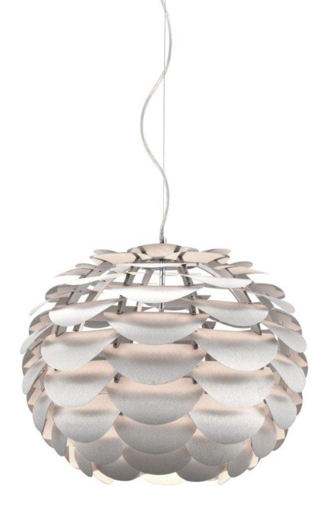 Lampe Suspendue Tachyon Aluminium