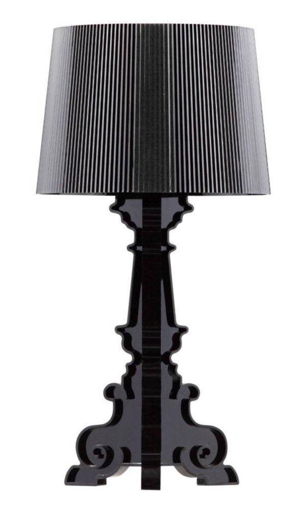 Lampe de Table Salon L Noir
