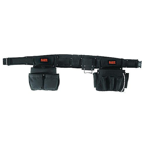 Klein Tools Electrician's Combo Belt and Pouches