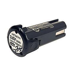 Hitachi Power Tools Pile aux ions de lithium 3,6V HXP