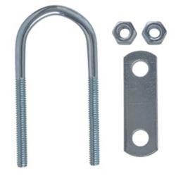 Everbilt 5/16 Inch X1-3/4 Inch X4-1/4 Inch  Zinc U Bolt