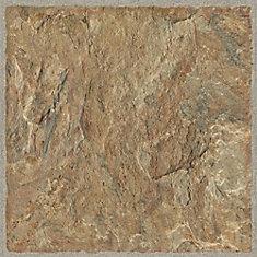 12 in. x 36 in. Red Rock Luxury Vinyl Tile Flooring (Sample)