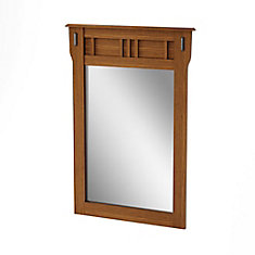 Tryon Mirror Roasted Oak