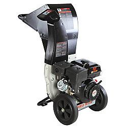 Beast Déchiqueteuse 11 hp, 270cc avec déflecteur ajustable .