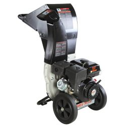 Beast 3-inch Dia 270cc Feed, Unique and Versatile 3-in-1 Discharge, Chromium Chipper Shredder