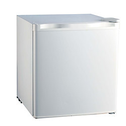 Royal Sovereign 1.6 cu. ft. Compact Refrigerator with Ice Box in White