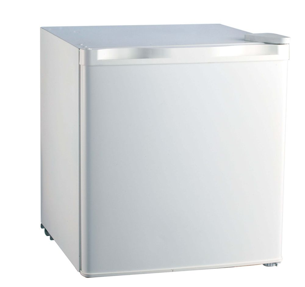 1.6 cu. ft. Refrigerator with Ice Box in White