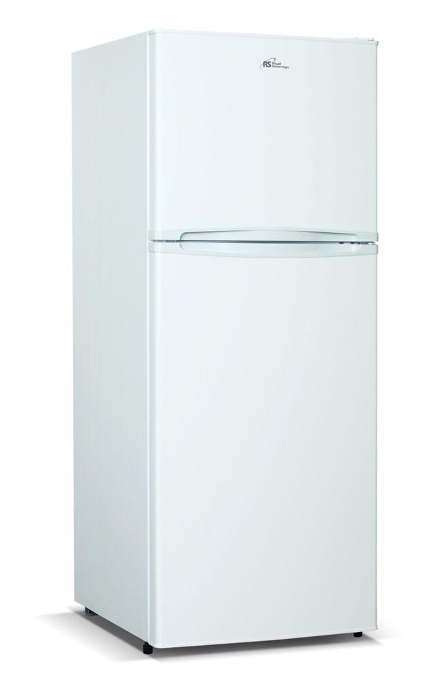 Réfrigérateur de 10,0 pi cu - blanc