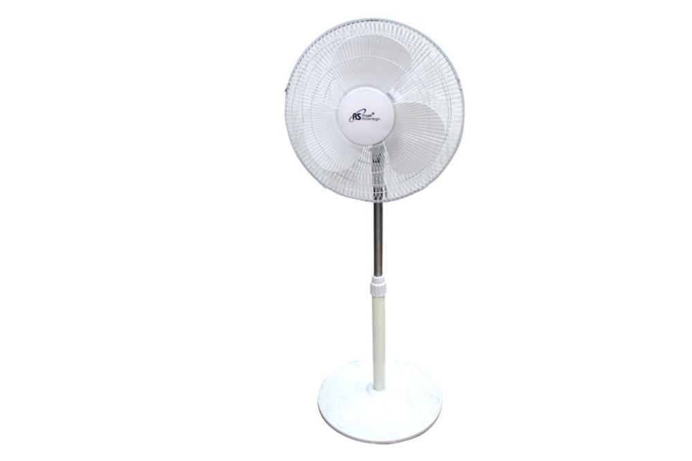 Ventilateur oscillant 16 po de bureau