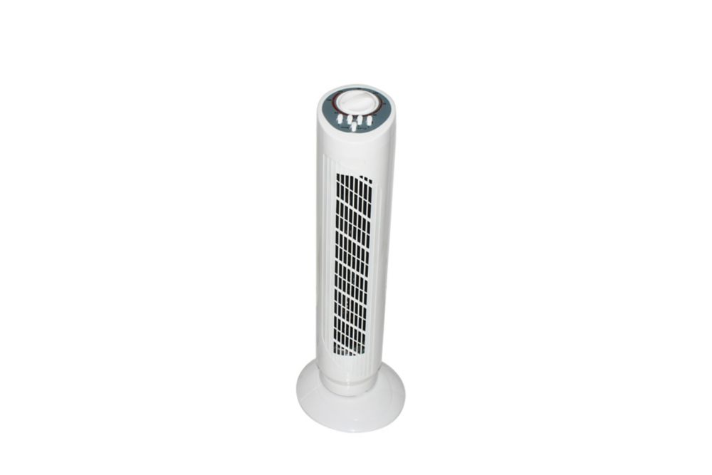 Ventilateur-tour oscillant 30 po