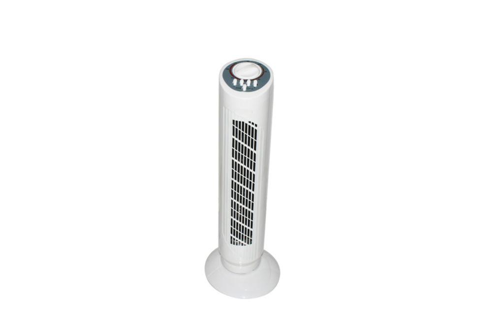 29 Inch Tower Fan - White