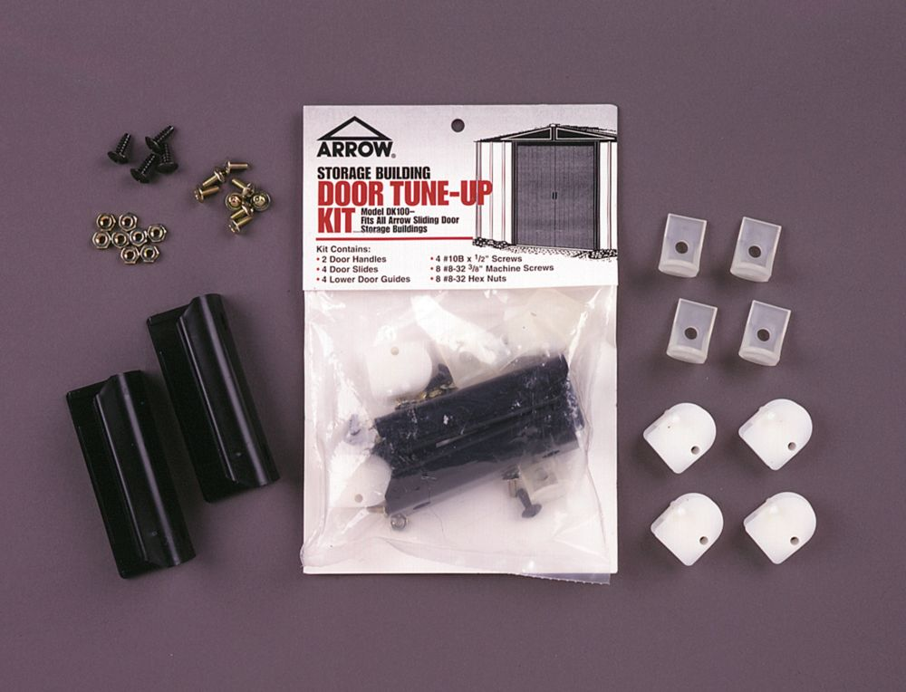 Shed Door Tune Up Kit