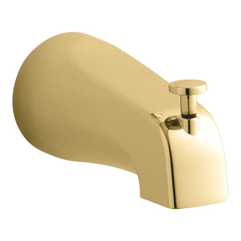 KOHLER Devonshire 4-7/16 Inch Diverter Bath Spout With NPT Connection