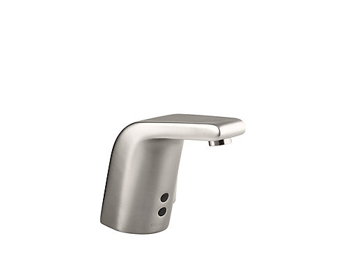KOHLER Sculpted Touchless Bathroom Faucet with Temperature Mixer ...