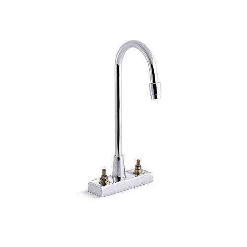 KOHLER Triton Centreset Bathroom Faucet with Aerator