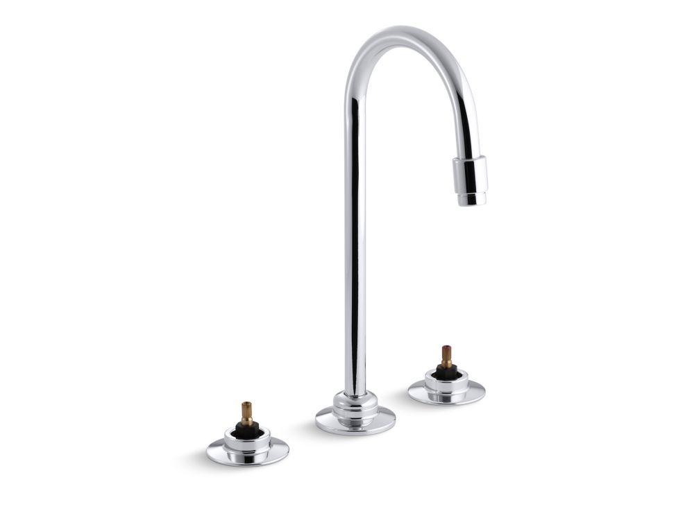 Triton Widespread Bathroom Faucet with Flexible Connections