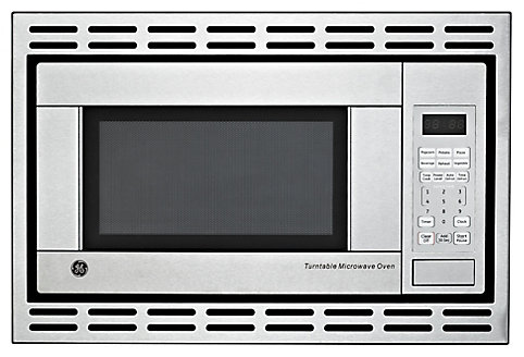 Built In Microwave Oven Stainless Steel The Home Depot Canada