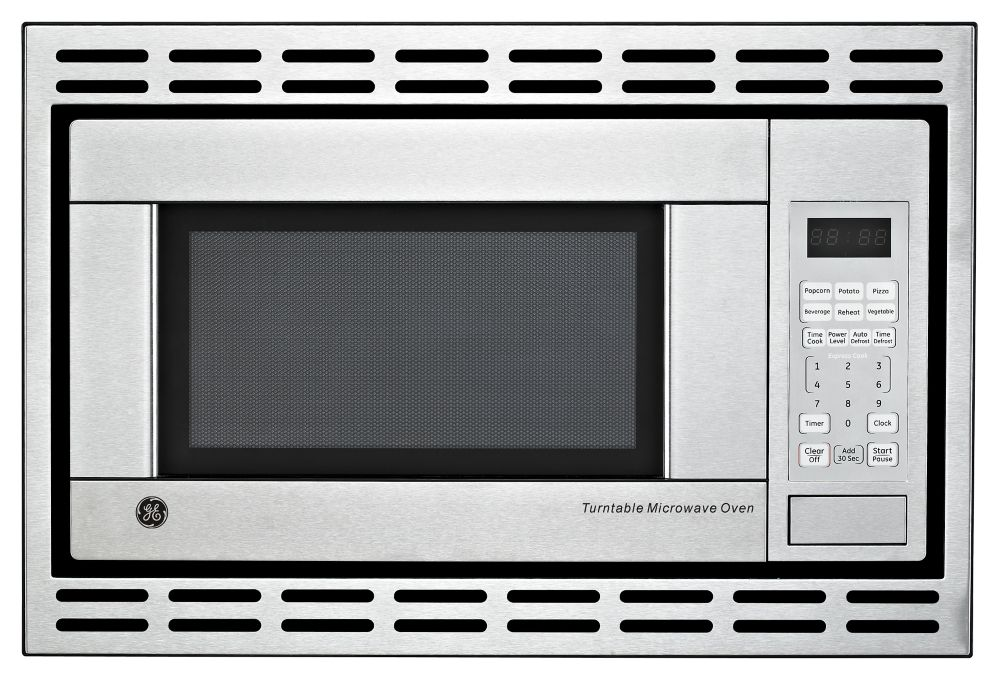 Built In Microwave Oven Stainless Steel