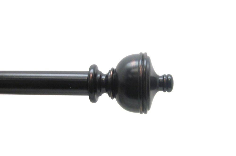 1 Inch Classic Urn 36 Inch-72 Inch Oil Rubbed Bronze