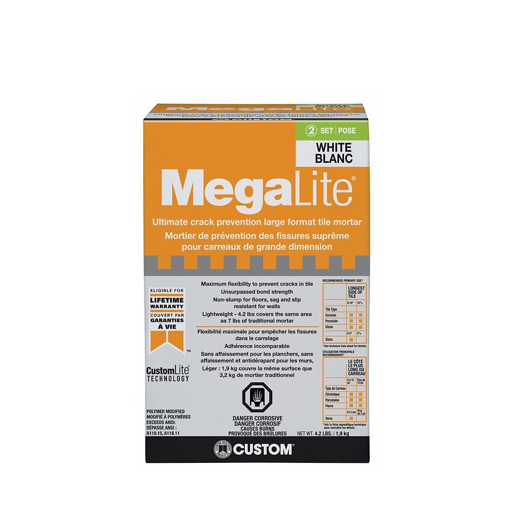 Mortier de prévention de fissuration MegaLite (1,9 kg)
