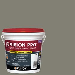 Custom Building Products #09 Natural Gray Fusion PRO - 1 Gal.