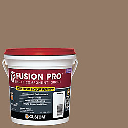 Custom Building Products #105 Earth Fusion PRO - 1 Gal.