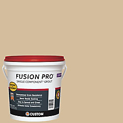 Custom Building Products #122 Linen Fusion PRO - 1 Gal.