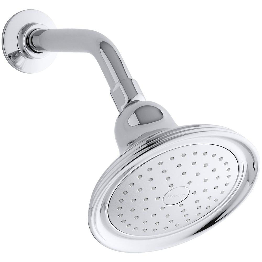 Devonshire Single-Faucet Katalyst Showerhead