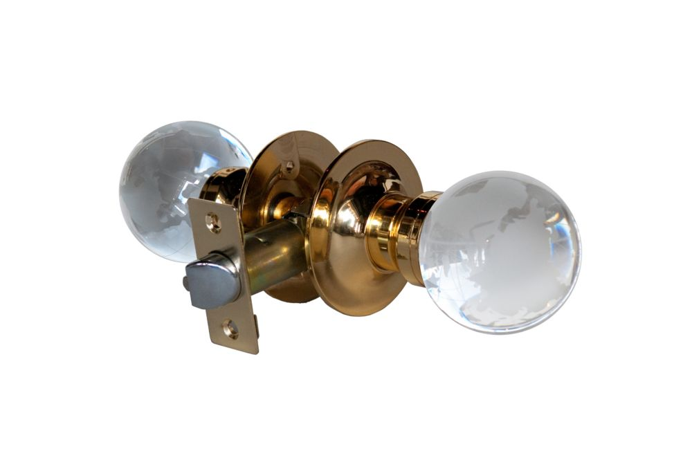 Globe Brass Passive LED Door Knob