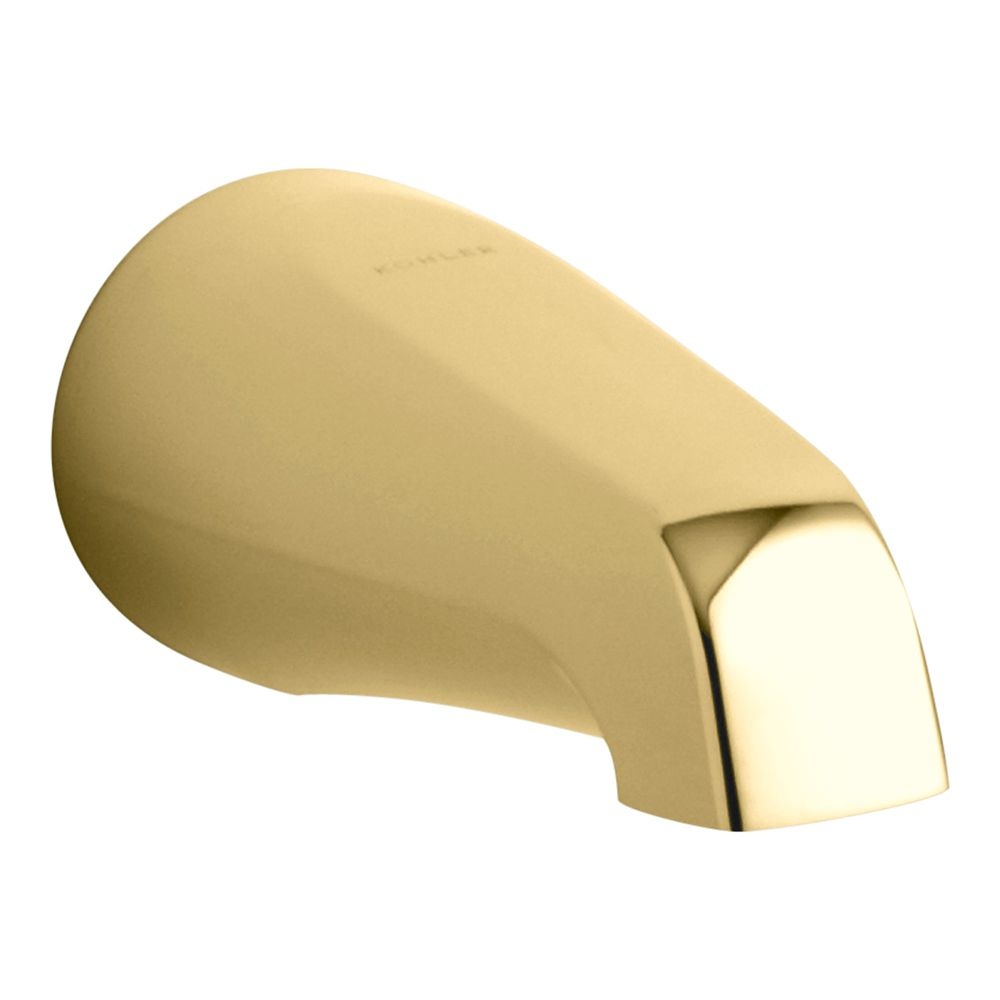KOHLER Coralais Non-Diverter Bath Spout With Slip-Fit Connection