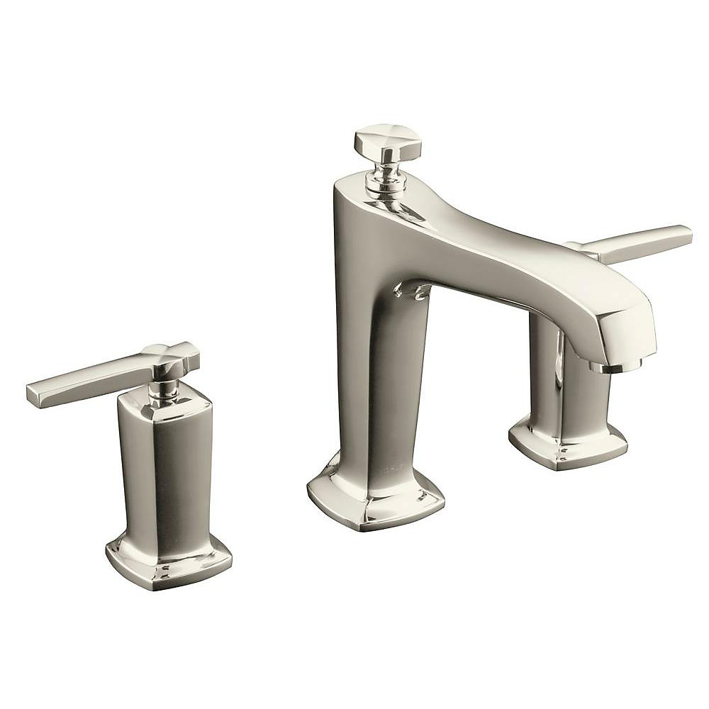 Kohler Margaux R Deck Mount Bath Faucet Trim For High