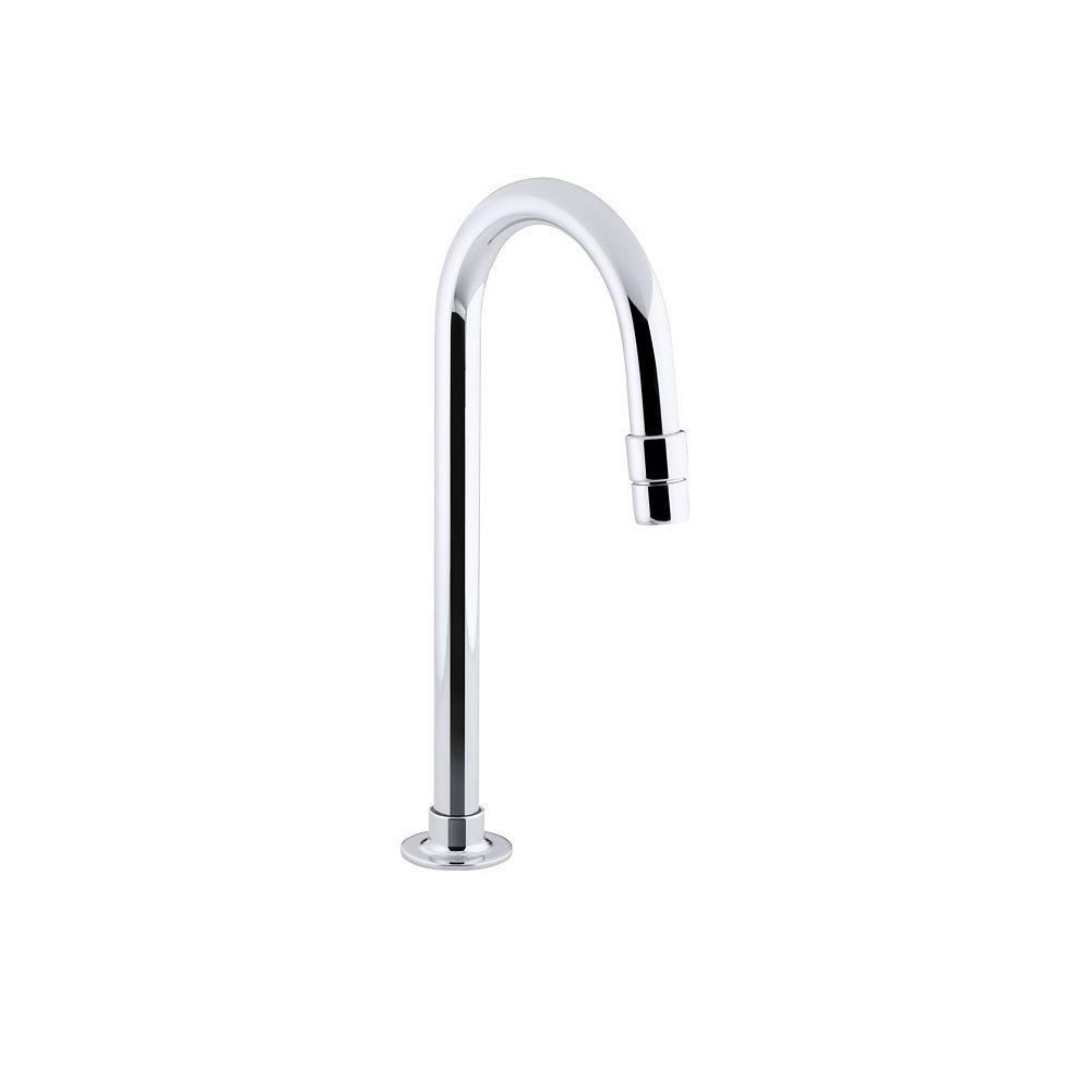 Kohler Bathroom Faucet Gooseneck Spout With Aerator The Home Depot Canada