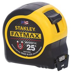 STANLEY FATMAX 25 ft. x 1-1/4-inch Magnetic Tape Measure