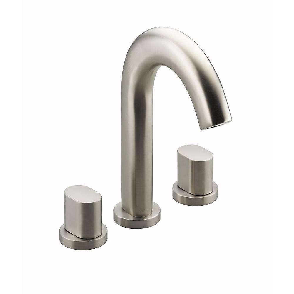 Oblo 2-Handle Deck-Mount Tub Faucet